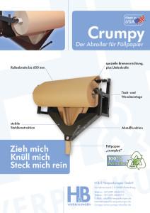 crumpy abroller